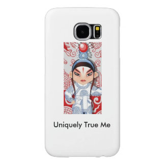 Uniquely True Me Phone Case for Samsung Galaxy S6