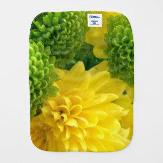 Unisex Baby Cloth Green/Yellow