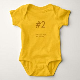 Unisex baby clothing baby bodysuit