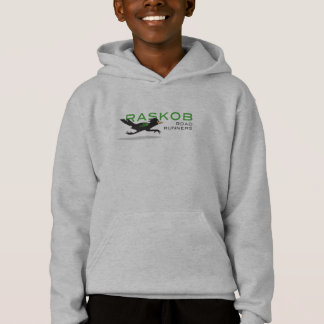 Unisex grey hoodie