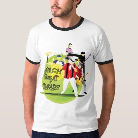 Unisex Ringer - Band Logo T-Shirt