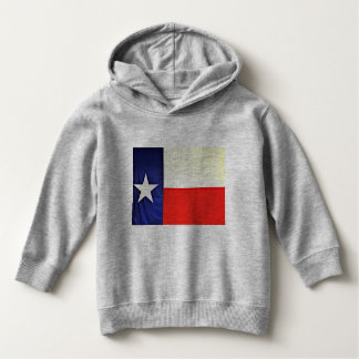 Unisex Toddler Texas Flag Hoodie