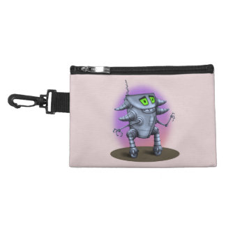 UNIT ALIEN ROBOT Clip On Accessory Bag