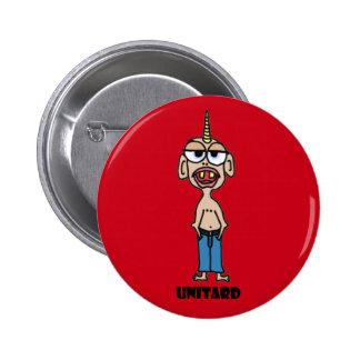 Unitard 6 Cm Round Badge