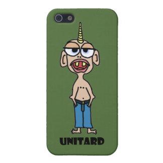 Unitard iPhone 5 Cases