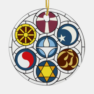 Unitarian Universalist Merchandise Christmas Ornament