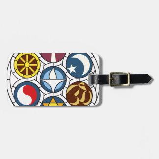 Unitarian Universalist Merchandise Luggage Tag