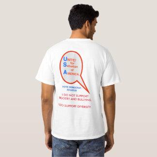 UNITE 2018/2020 SALVATION AMERICA VOTE DEMOCRAT T-Shirt