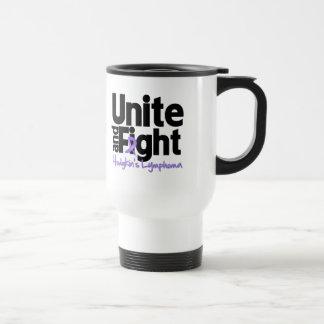 Unite and Fight Hodgkin's Lymphoma Travel Mug