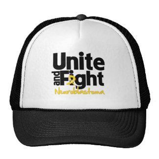 Unite and Fight Neuroblastoma Cap