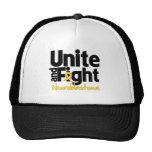 Unite and Fight Neuroblastoma Hats