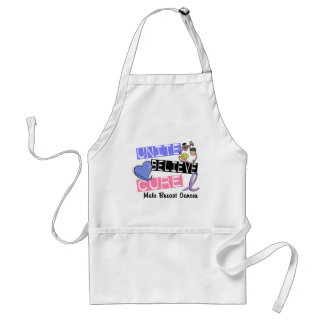 UNITE BELIEVE CURE Male Breast Cancer Aprons