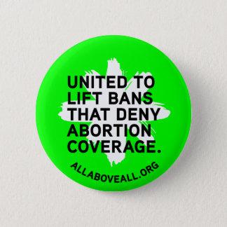 United 6 Cm Round Badge