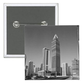 United Arab Emirates, Dubai, Dubai City. 2 15 Cm Square Badge