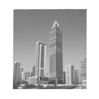 United Arab Emirates, Dubai, Dubai City. 2 Notepad