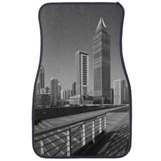 United Arab Emirates, Dubai, Dubai City. Car Mat