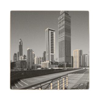 United Arab Emirates, Dubai, Dubai City. Wood Coaster