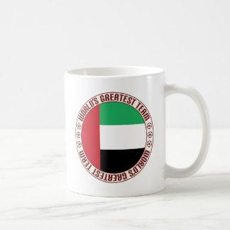 United Arab Emirates Greatest Team Basic White Mug