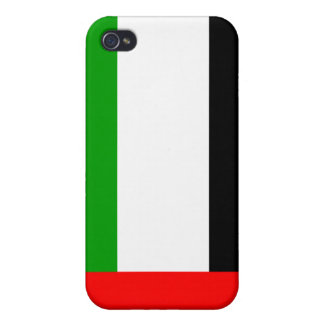 United Arab Emirates National Flag  Cover For iPhone 4