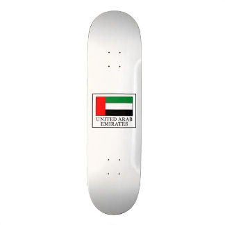 United Arab Emirates Skate Board