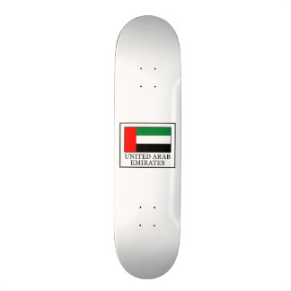 United Arab Emirates Skateboard