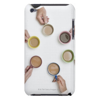 United business teamwork & teambuilding concept iPod touch case