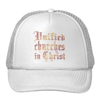 United Churches in Christ Trucker Hat