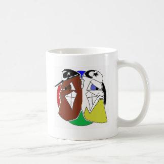 United Colours Islam Coffee Mugs