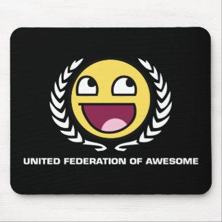 United Federation of Awesome Mousepad