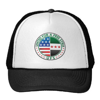 united for a Free Syria - Hat