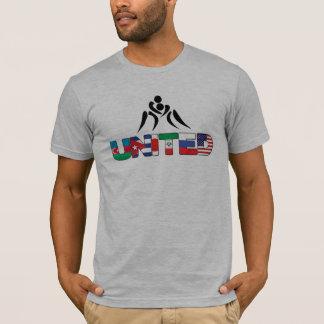 United for Wrestling T-Shirt