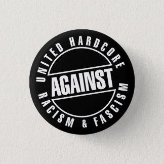 United hardcore.. rintanappi/button 3 cm round badge