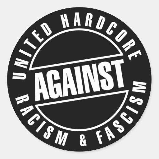 United hardcore.. tarra/sticker