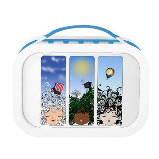 United in sleep lunch box