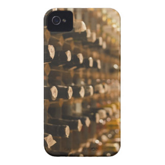 United Kingdom, Bristol, old wine bottles on Case-Mate iPhone 4 Case