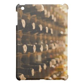 United Kingdom, Bristol, old wine bottles on iPad Mini Cover