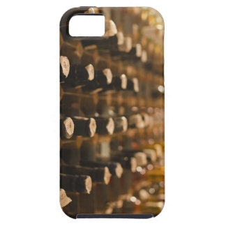 United Kingdom, Bristol, old wine bottles on Tough iPhone 5 Case