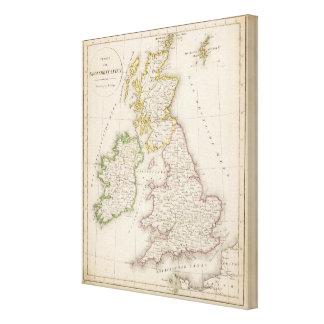 United Kingdom Canvas Print