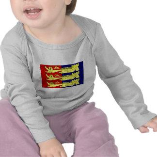 United Kingdom Cinque Ports Flag Tshirts