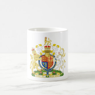 United Kingdom Coat of arms GB Mugs
