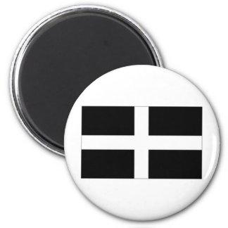 United Kingdom Cornwall Flag Magnet