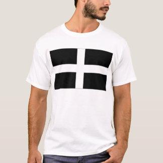 United Kingdom Cornwall Flag T-Shirt