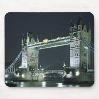 United Kingdom, England, London, Tower Bridge. Mouse Mat