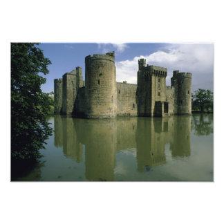 United Kingdom, England, Sussex, Bodiam Photo Print