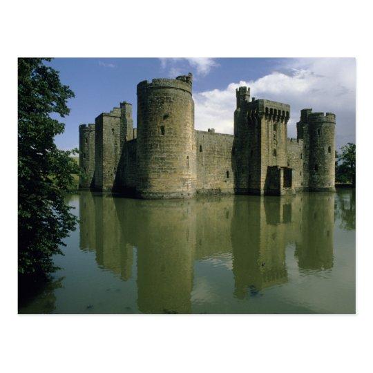 United Kingdom, England, Sussex, Bodiam Postcard