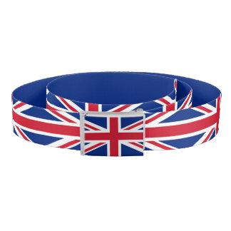 United Kingdom flag Belt