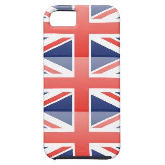 United Kingdom Flag iPhone 5 Covers