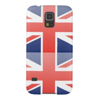 United Kingdom Flag Case For Galaxy S5