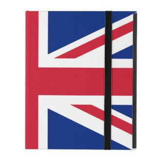 United Kingdom Flag Cases For iPad