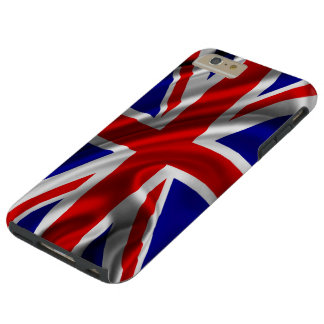 United Kingdom flag image for iPhone 6 Vibe Tough iPhone 6 Plus Case